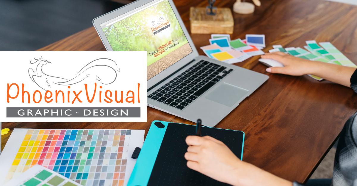 Chi-è-il-grafico PhoenixVisual Graphic Design Vicenza