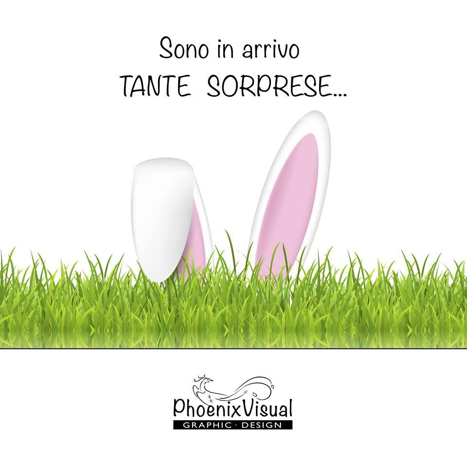 Pasqua 2018 PhoenixVisual Graphic Design Vicenza