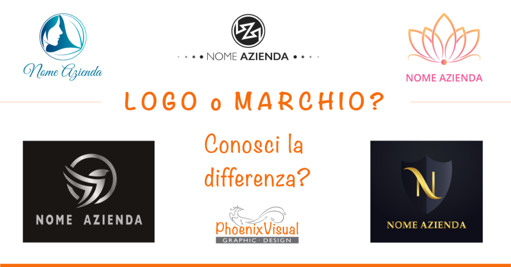 Logo o marchio: conosci le differenze PhoenixVisual Graphic Design Vicenza