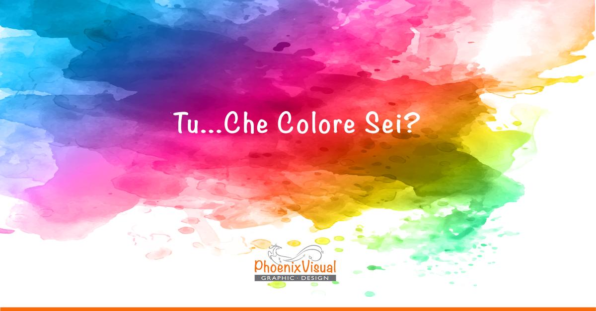 Colori: Significato e Personalità